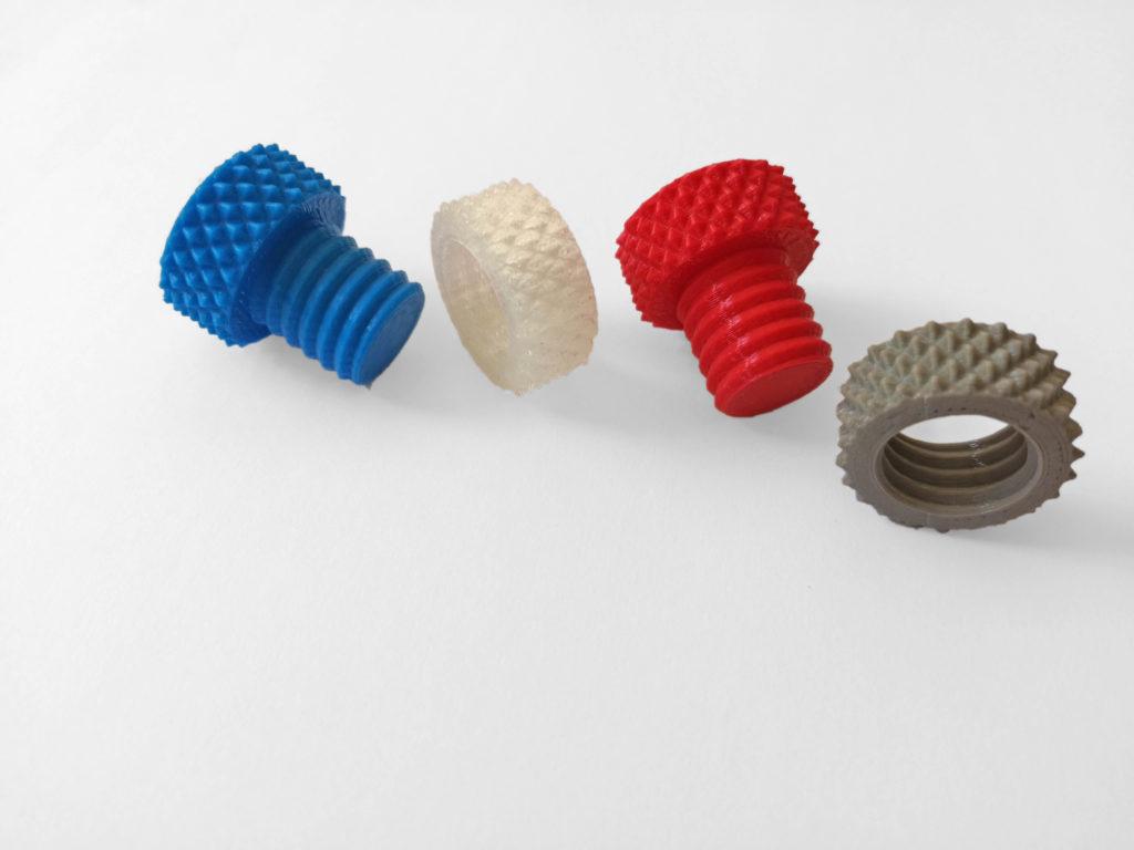 3D-gedruckte Prototypen