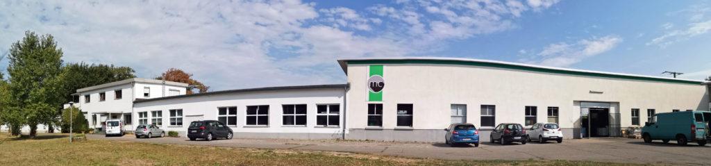 Büro- und Fabrikgebäude Merkel-czeschner GmbH