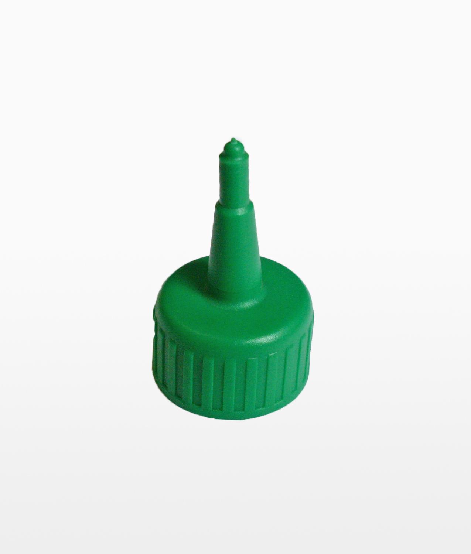 Spritzverschluss grün