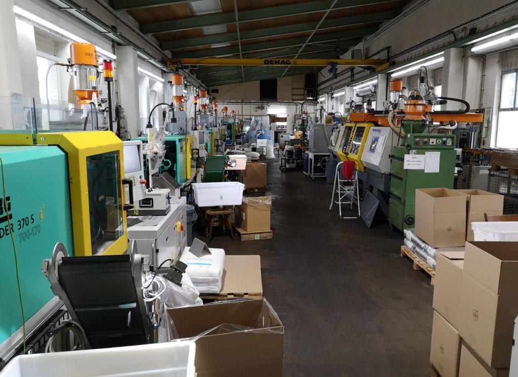 Produktionshalle Merkel-Czeschner